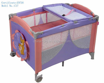 hot selling Baby play cot baby crib baby bed baby play yard