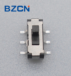 SS-012 mini electric momentary slide switch