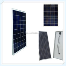 Factory wholesale 100W 150W 250W solar panel for home system