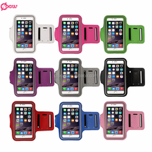 2016 hot selling sport armband case, for iphone6 and plus sport armband case
