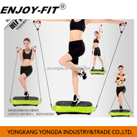 Commercial fitness equipment vibrating plate weight loss machine