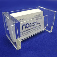 carzy sale acrylic name cards boxes wholesale