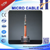 Non-metallic Micro Air Blown 4 Core singlemode Optic Fiber Cable Price Price With High Mechanical Durability