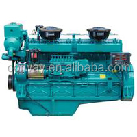 100Hp Strong Power 4cylinders marine diesel engine