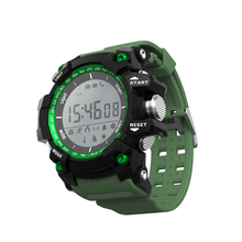 Military grade smart watch F2 with long standby battery