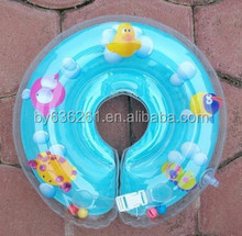 PVC Inflatable Baby Neck Float Ring