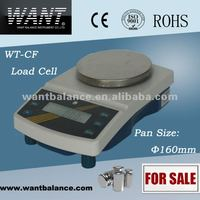 1kg/0.01g Digital Weighing Double Pan Balance