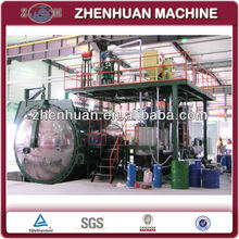 full automatic epoxy resin vacuum casting chamber for transformers from Chinese factory