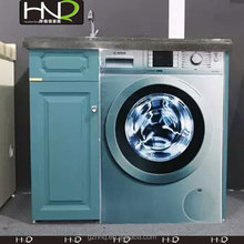 Luxury Quality Cheap Bathroom sanitary Furniture bathroom vanity cabinet With washing machine
