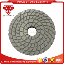marble polishing pads for white marble granite stone