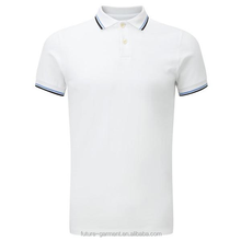 Wholesale China Golf Plain Hydrophobic Mens Dry Fit Polo Shirt