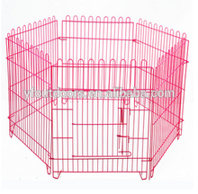 China alibaba wholesale expandable large metal dog kennel