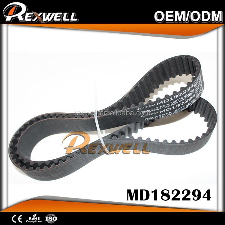 High quality Auto timing belt For CHERY EASTAR MD182294