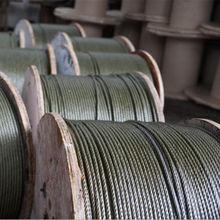 Factory provides high quality 16mm steel wire rope