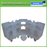 bespoke plastic mold for components plastic parts plastic products