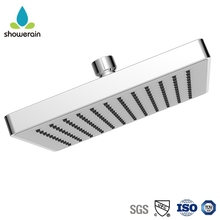 1 function abs eco spa square top rain shower head system