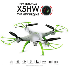 SYMA X5HW WIFI FPV RC Drone With 2MP HD Camera 2.4G 4CH 6Axis RC Quadcopter,Real Time Video RC Toys,Automatic Air Pressure High