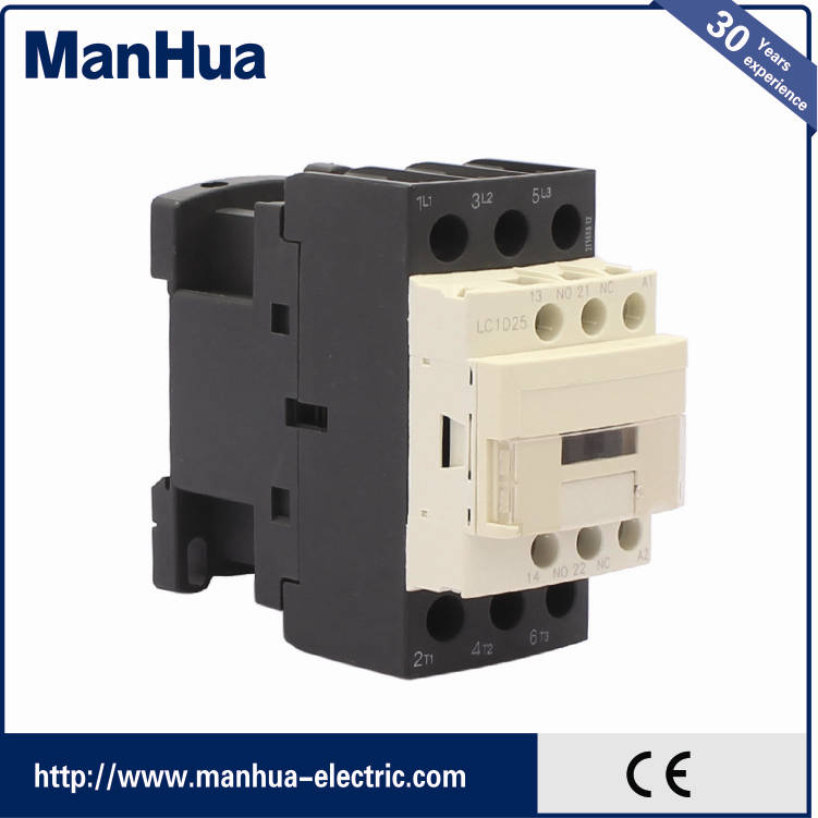 Online shopping CJX2-25 LC1D25 Telemecanique Electrical ac Magnetic contactor