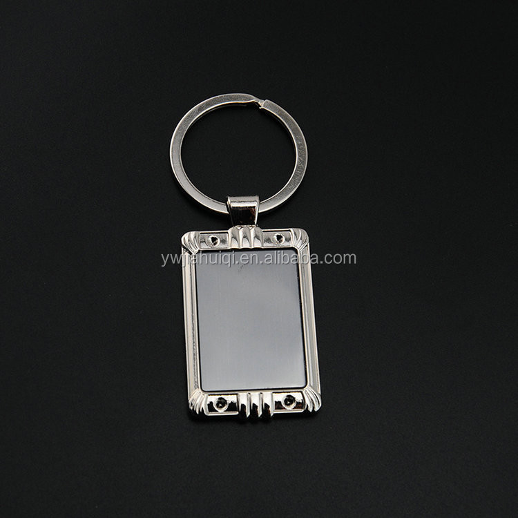 Cheap import products stainless steel keychain goods from china