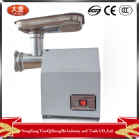 12# Portable Household use stainless steel electric meat grinder