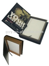 2012 GYY Book shape movie paper box