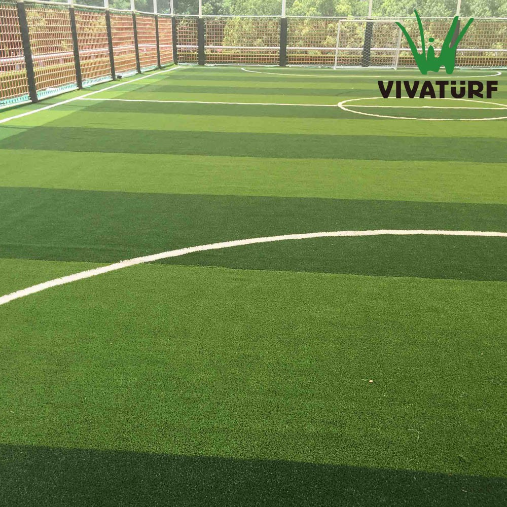 VIVATURF mini futsal synthetic grass indoor soccer field for sale