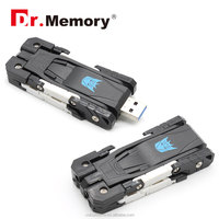 Dr.memory Transformer charactor usb flash drive 2.0,transformable car shape usb stick with full capacity 1-64GB