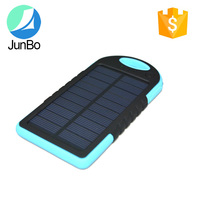 High quality Universal 12000 mah rechargeable waterproof Portable Power Bank for Mobile Phone Solar Energy PowerBank