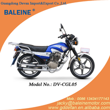 chinese motorcycle FEKON motocross 125cc pit bike 125cc chinese chopper motorcycle BALEINEMOTOR DV-CGL05