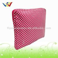 "Women's Dot printing 14"" Waterproof PU leather Laptop Case (FL-LB020)"