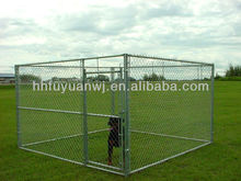 galvanized wire weld mesh panel dog cage