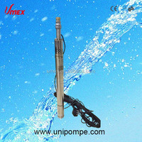 2 inch deep well submersible pump