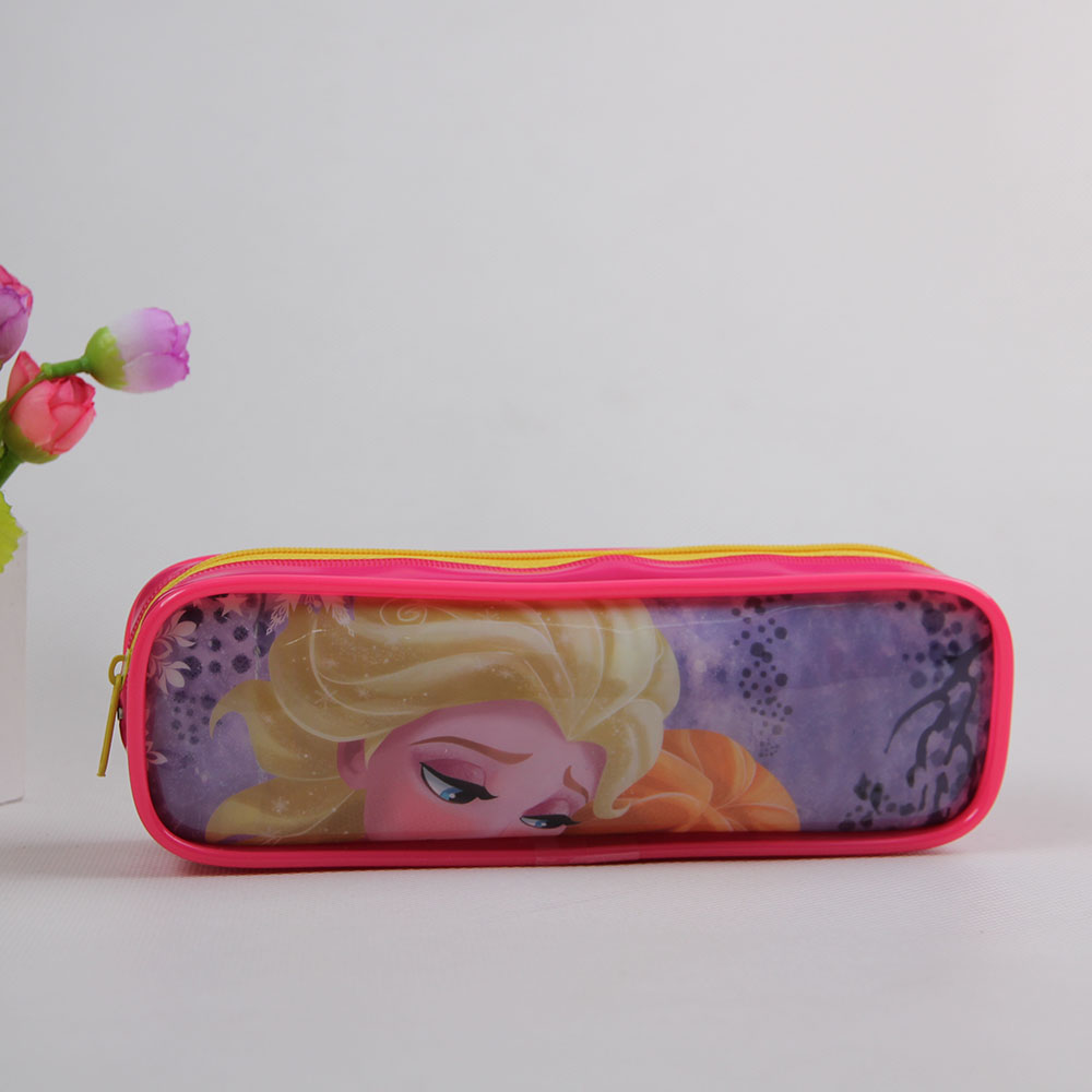 Cosmetic Make Up Bag Beauty Train Case PVC material Bag