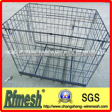 Collapsible Dog Trap Cage/cage for dog