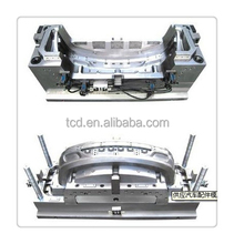 Auto Parts Grill Plastic Injection Molding