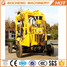 Hot selling simple well drilling machine/small bore well drilling machine with lowest price