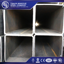 Building material galvanized steel rectangular hollow structural sections