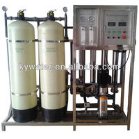 1000LPH reliable dialysis filter/industrial distilled water equipment