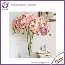 k4902-3 Hot sales artificial mini butterfly orchid flower /wholesale decorative artificial butterfly orchid made in China