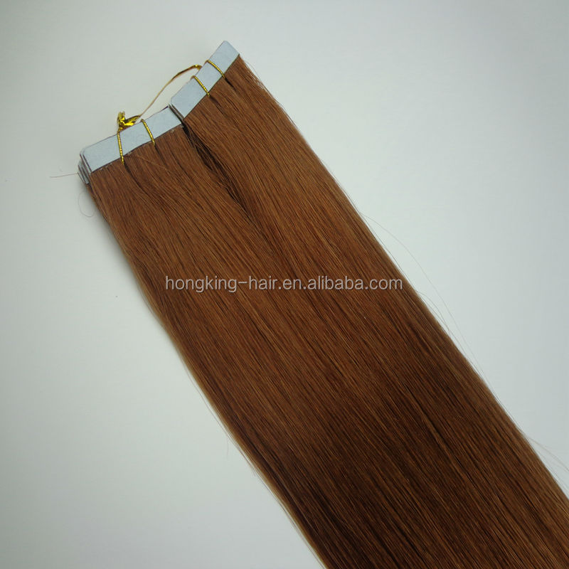 Best quality tape hair extensions 100% human remy hair factory wholesale