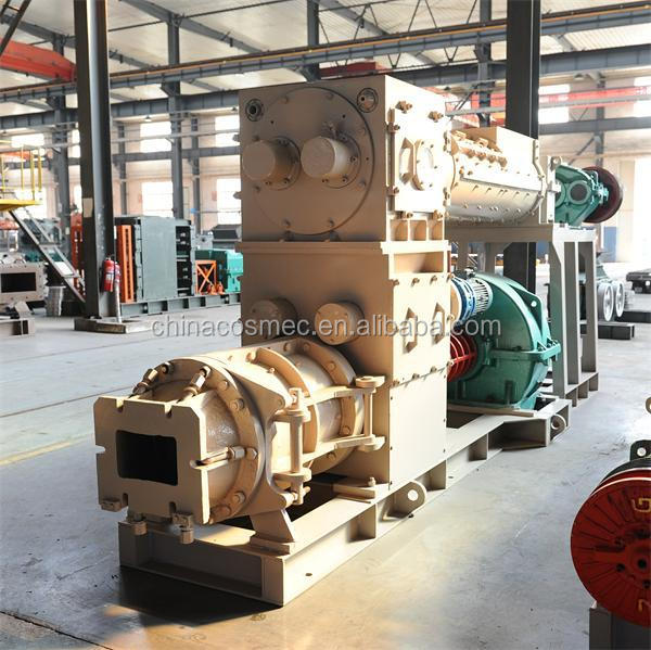 Automatic brick production line/ coal ash brick making machine