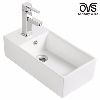 vitreous counter top bathroom sink bowls