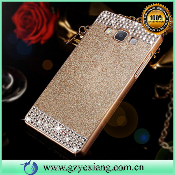 New products shining glitter acrylic protective case for Samsung galaxy note 3 back cover