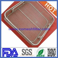 Cheap!!!!! Easy Cleaning Used Stainless Steel Wire Basket