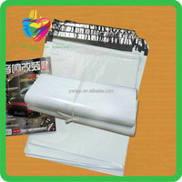 china directly supply fast delivery white plastic mailing bags