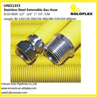 Stainless Steel Flexible Hose for Gas