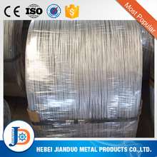 Anping factory galvanized 9 gauge wire diameter for weaving mesh