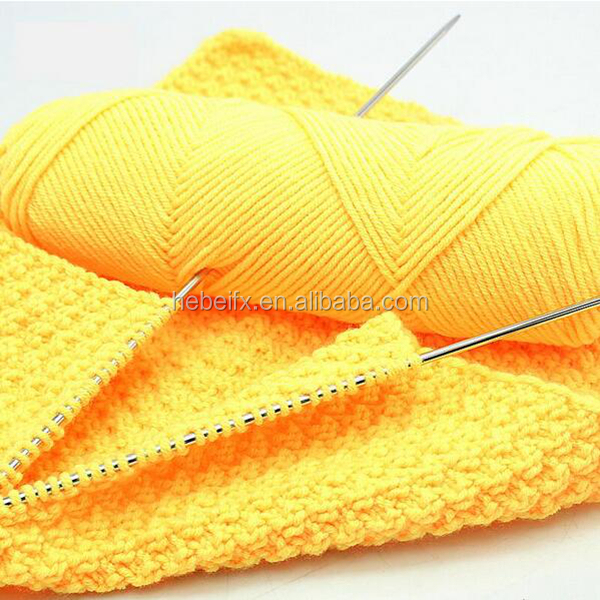 Hand knitting available wool blended kid mohair knitting thick tricot yarn