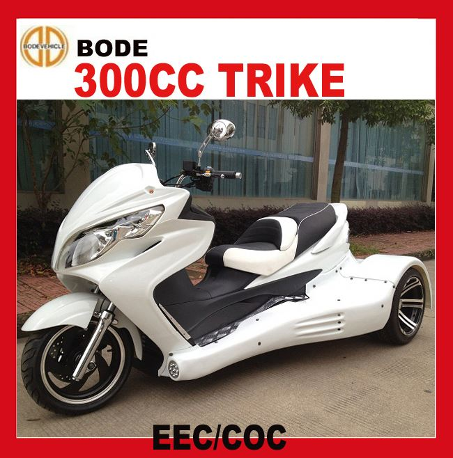 EEC 300CC Multifunction Water Tricycle Three Wheel Motorcycle