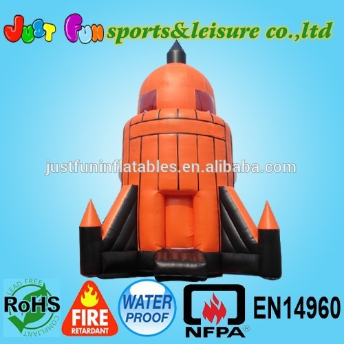 inflatable products for adults, cheaper inflatable rocket parachute, inflatable airborne for sale